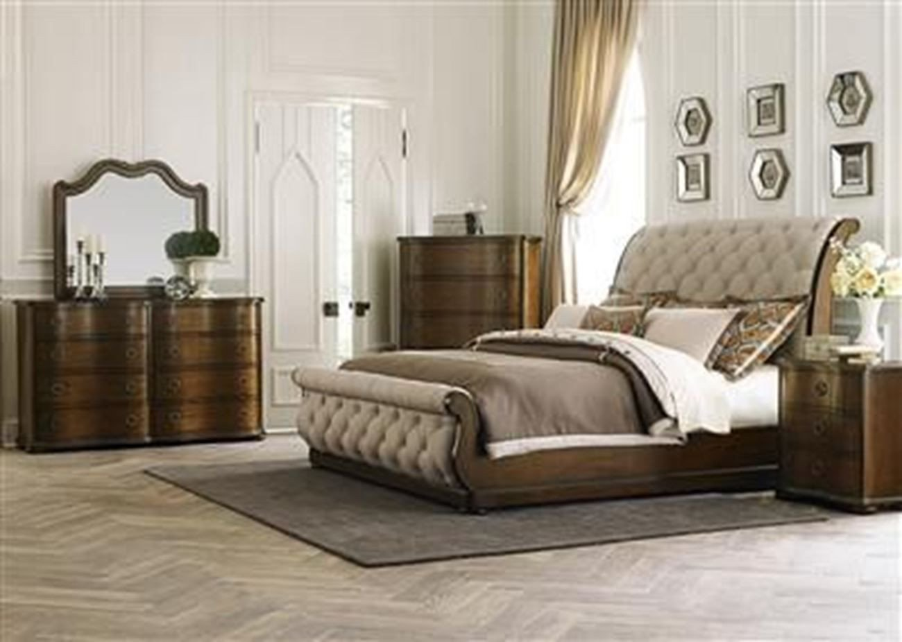 3 Pice Bedroom Set Unique Shop the Cotswold 3 Piece King Upholstered Bedroom