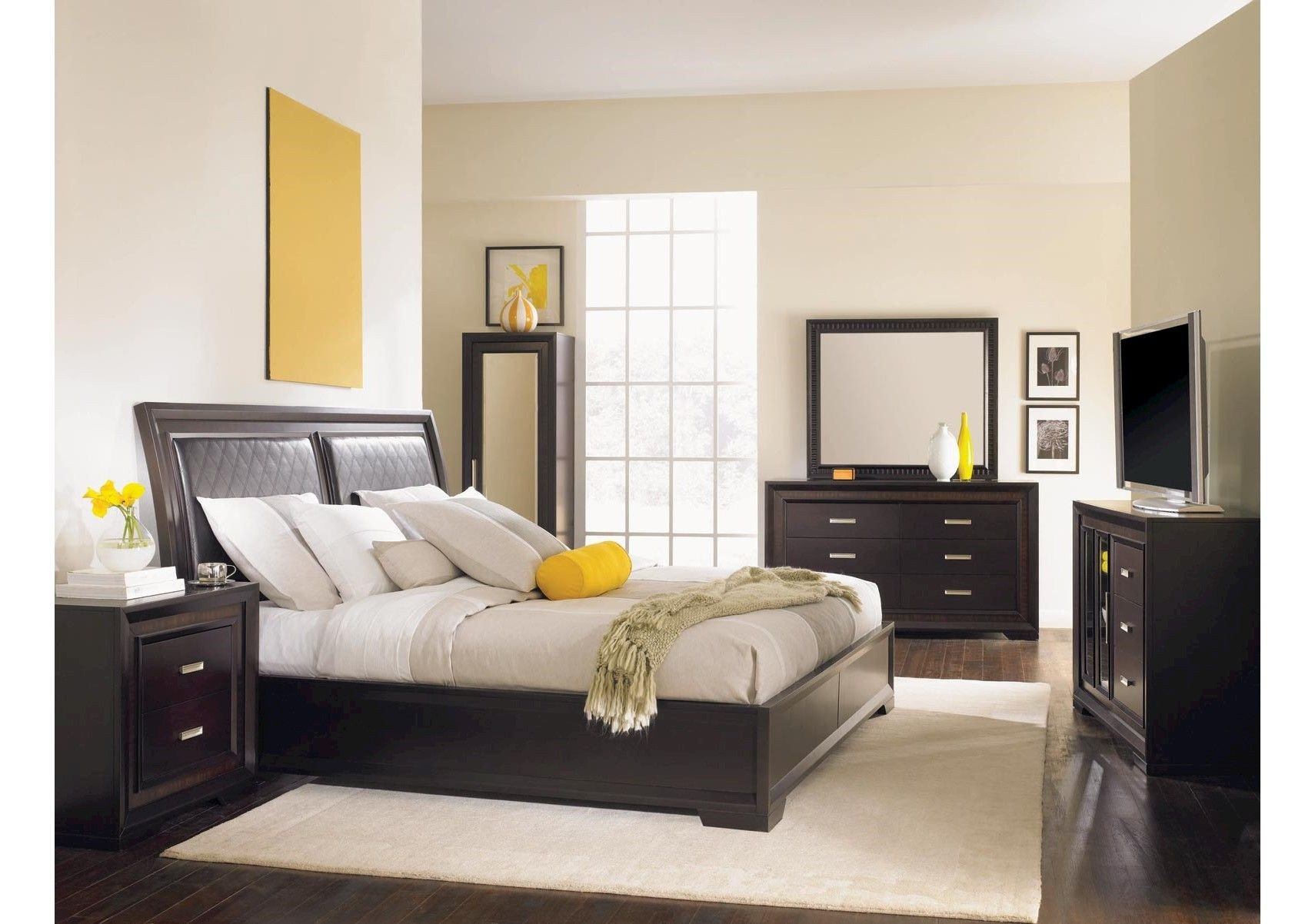 4 Piece Queen Bedroom Set New Lacks Brentwood 4 Pc Queen Bedroom Set