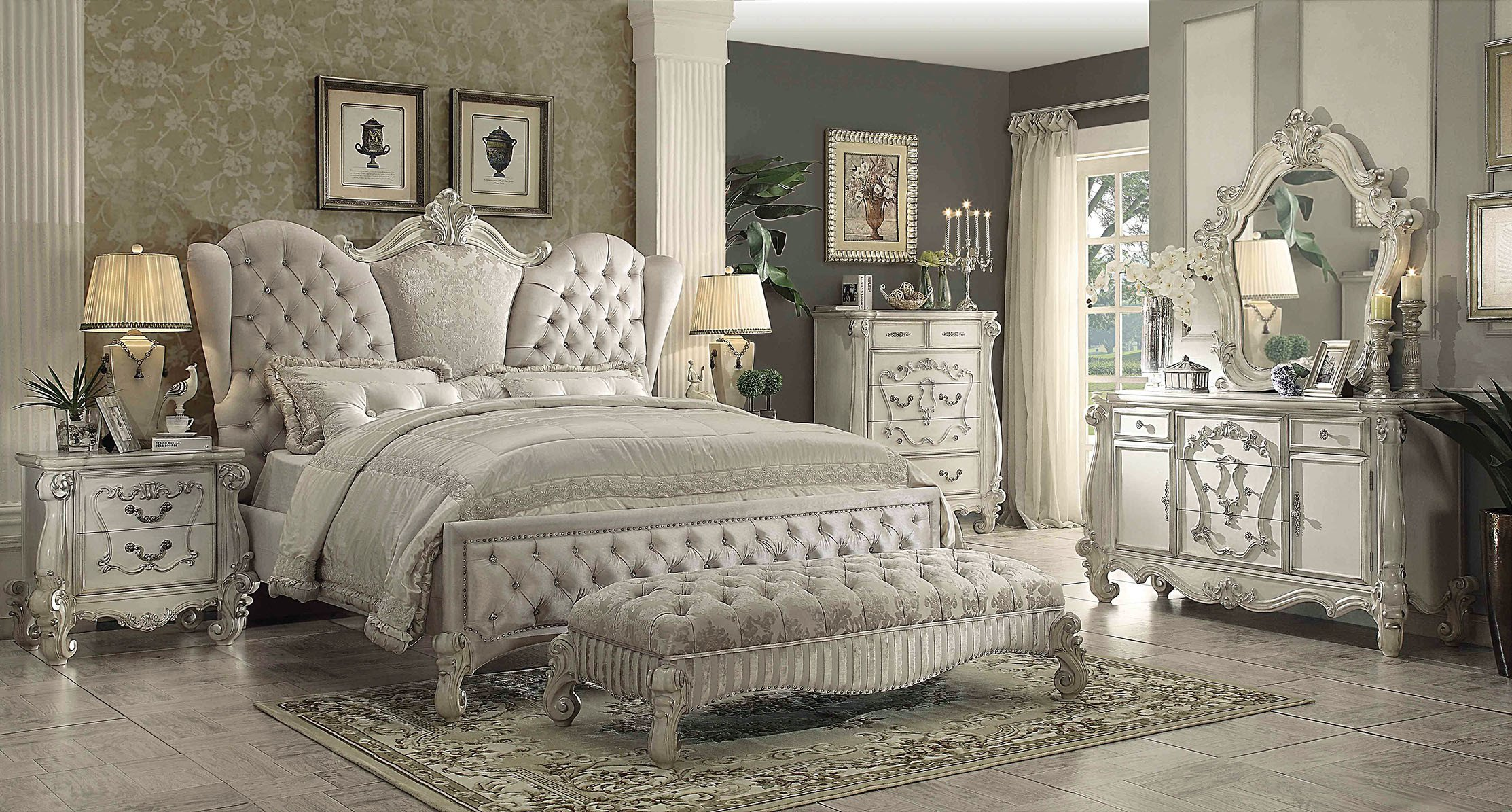 Acme Furniture Bedroom Set Lovely Galaxy Home Furniture
