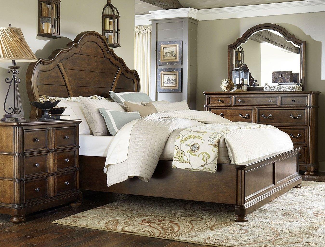 Affordable King Bedroom Set Luxury Summerfield Panel Bedroom Set