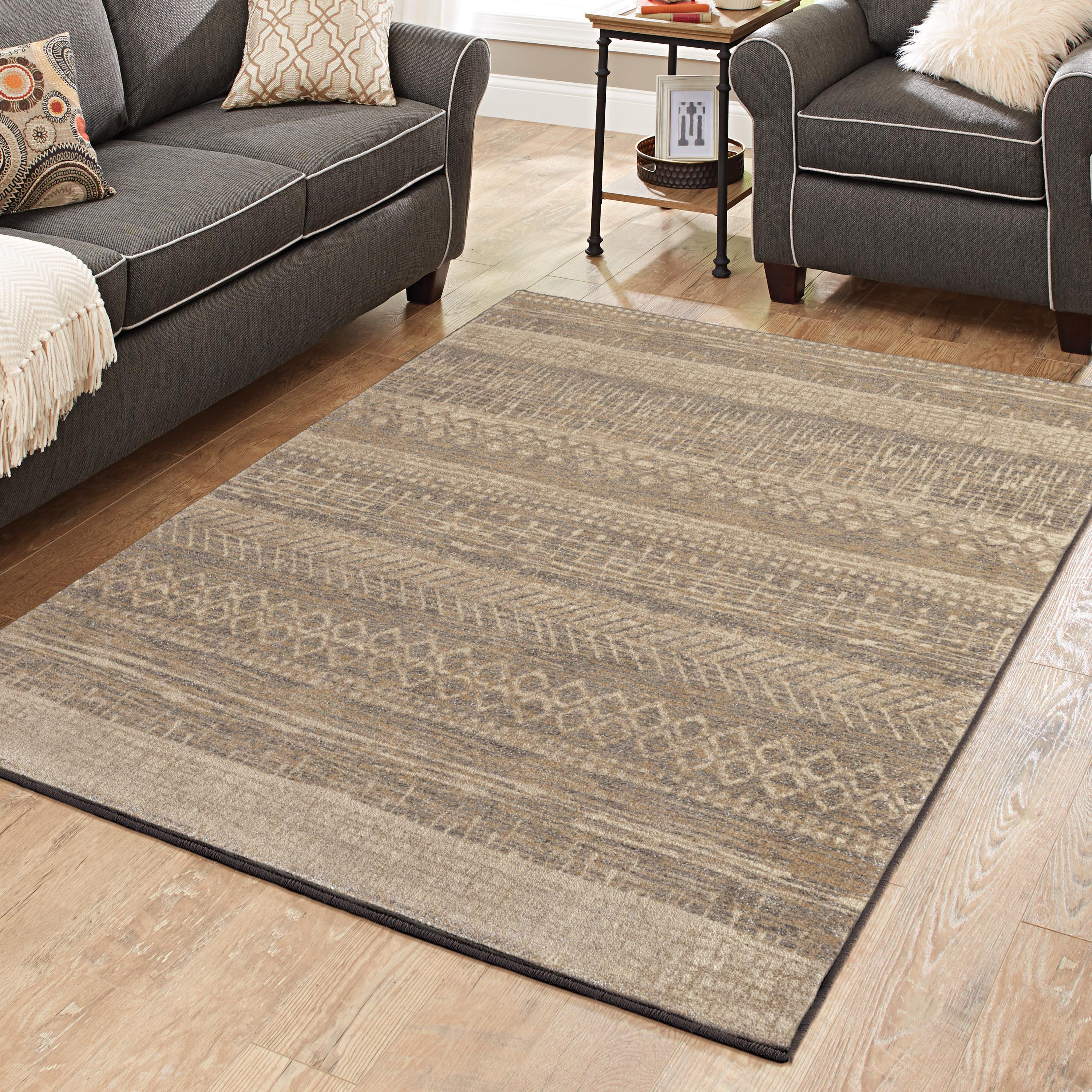 Area Rug for Bedroom Size Awesome Better Homes & Gardens Village thatch area Rug Walmart