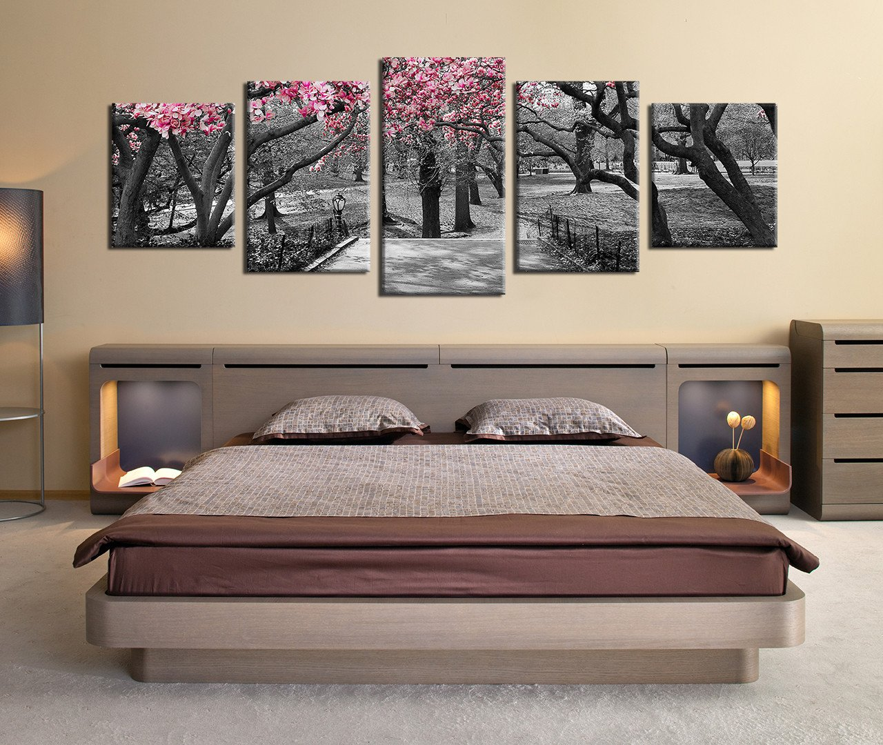 Artwork for Bedroom Wall Lovely Wall Wall Art In Bedroom
