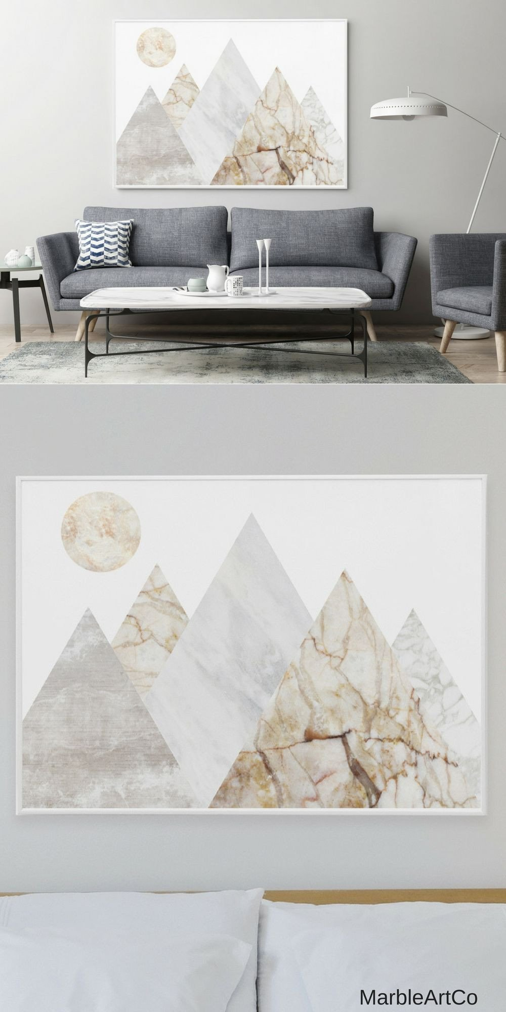Artwork for Bedroom Walls Luxury Mountains Extra Wall Art Bedroom Decor Nature Framed