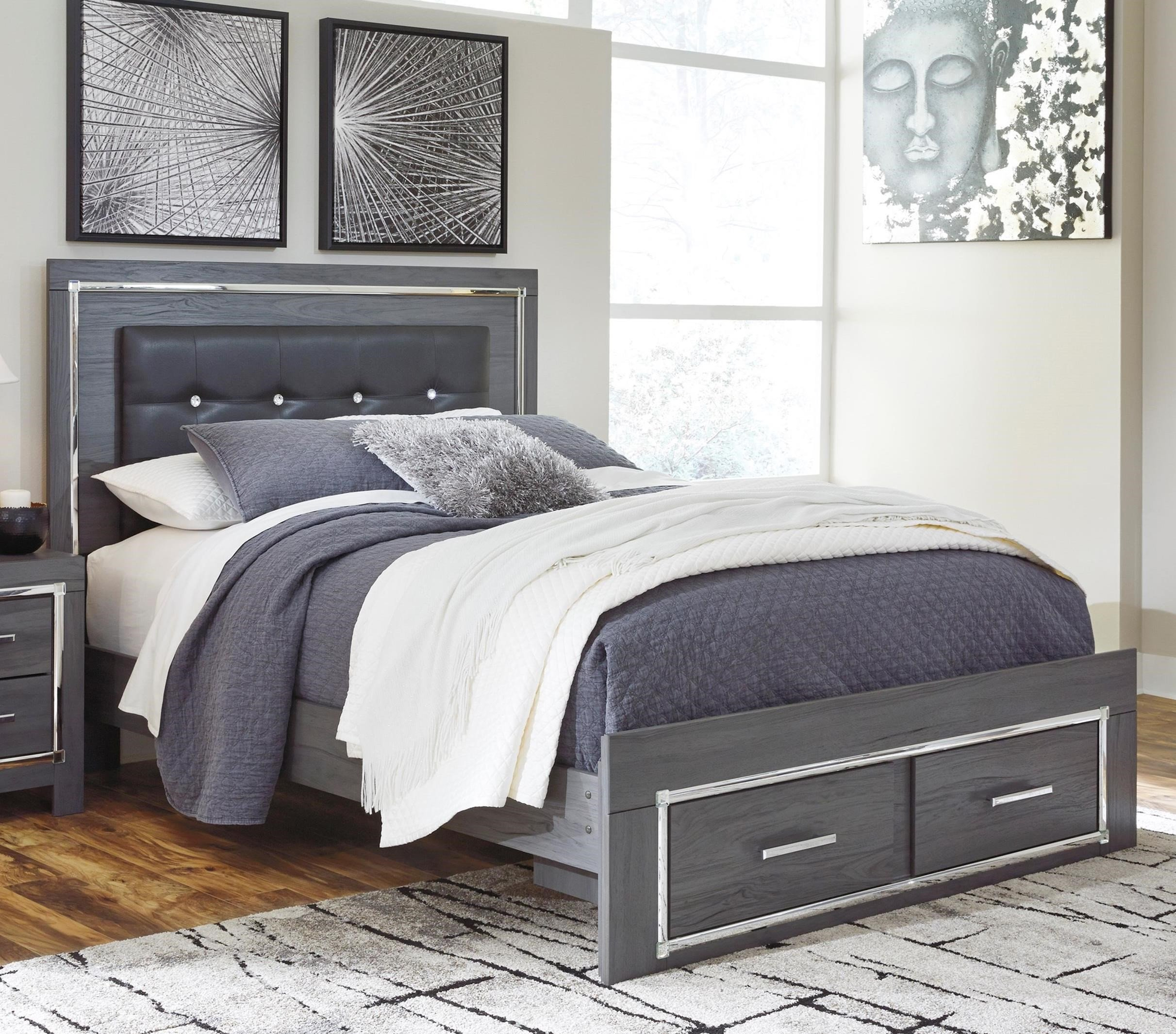Ashley Bedroom Furniture Sale Beautiful Lodana Queen Upholstered Bed