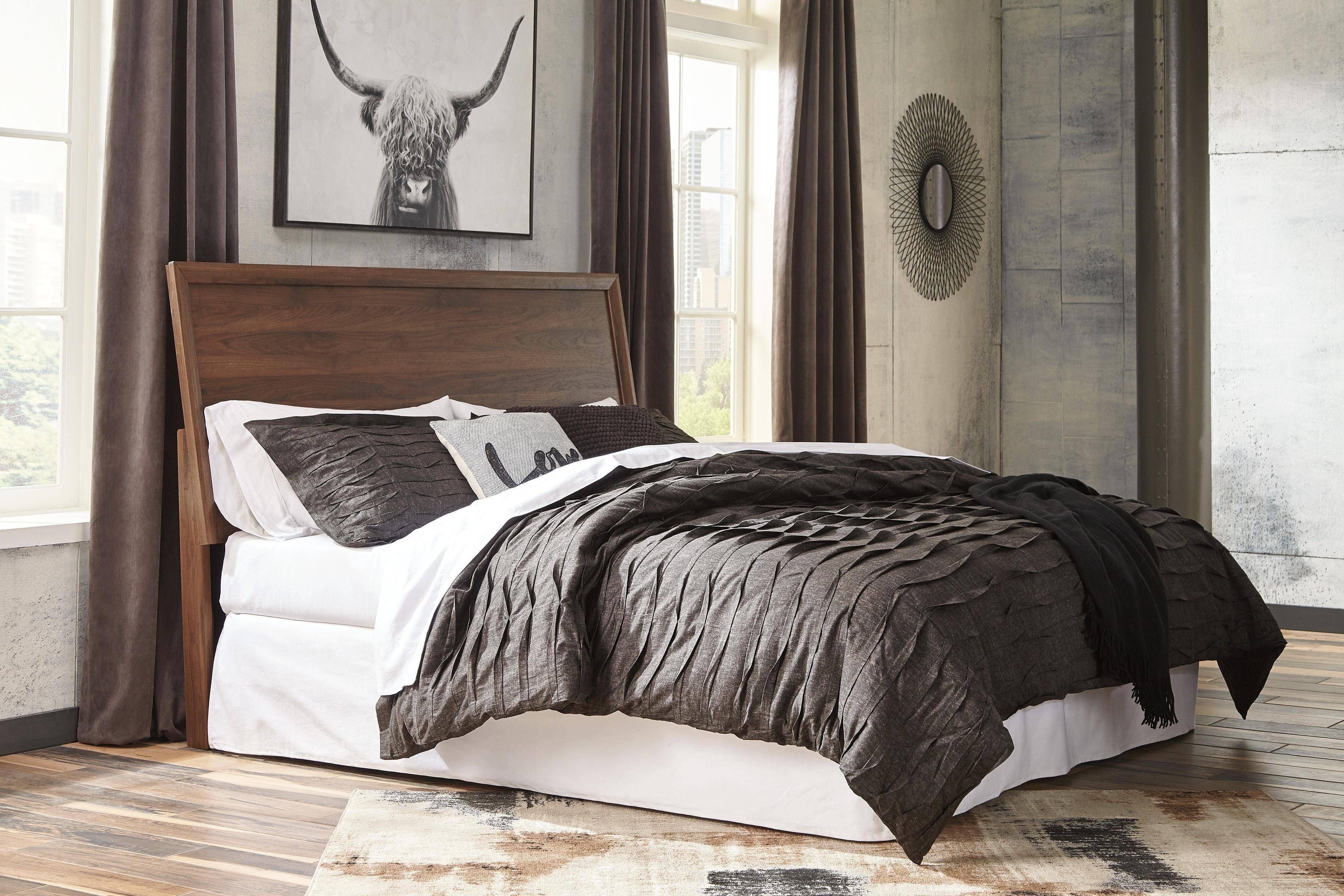 Ashley Black Bedroom Set Awesome ashley Daneston B292 King Size Panel Bedroom Set 6pcs In