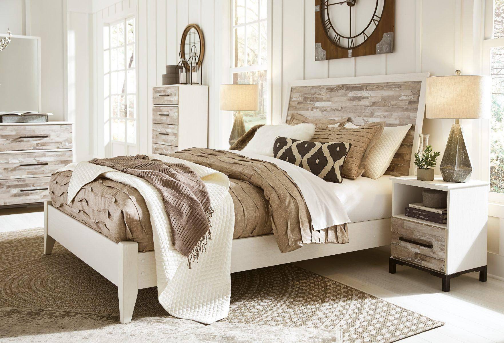 Ashley Black Bedroom Set Beautiful ashley Evanni B315 Queen Size Platform Bedroom Set 6pcs In
