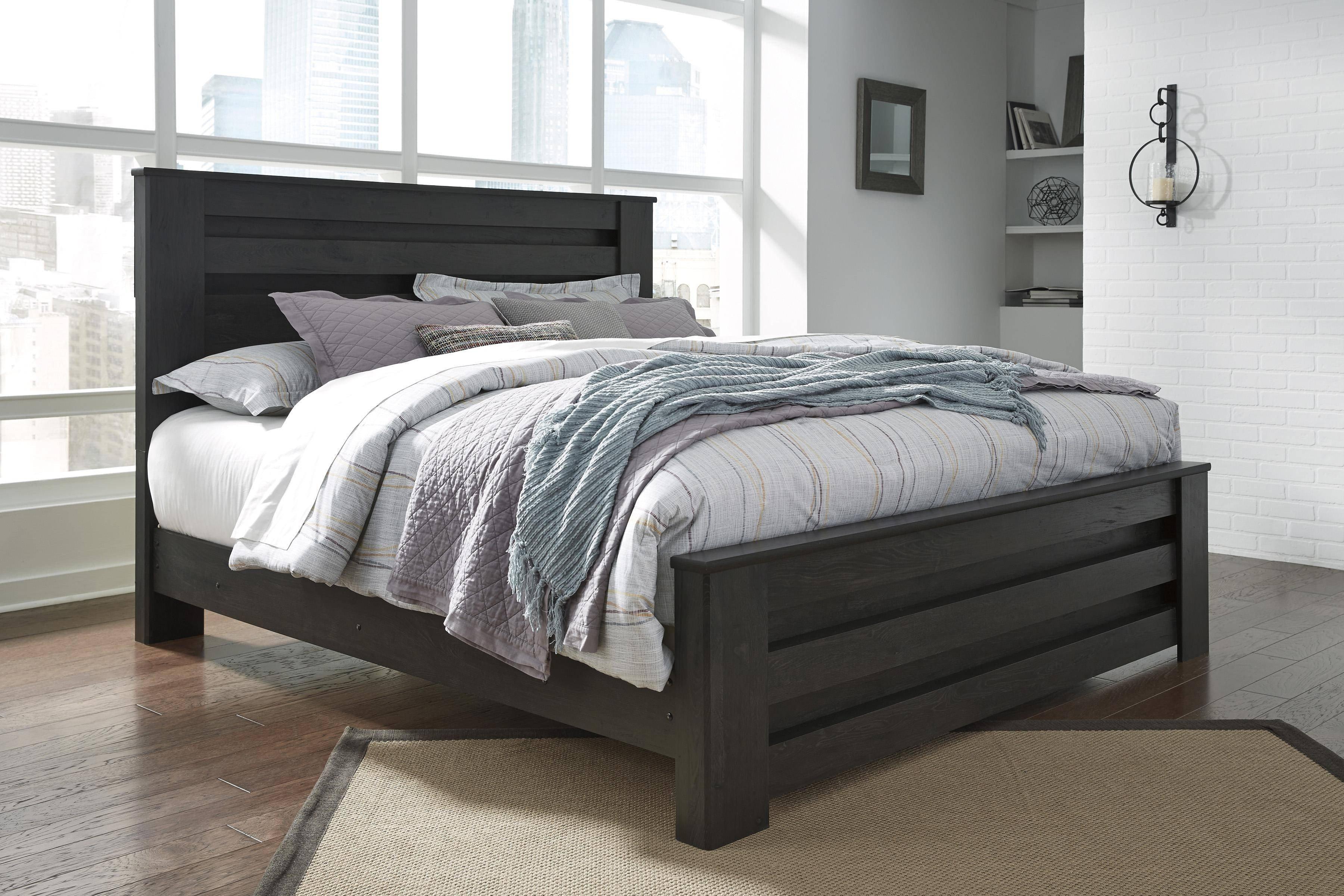 Ashley Furniture Bedroom Set 14 Piece Awesome ashley Brinxton B249 King Size Platform Bedroom Set 6pcs In