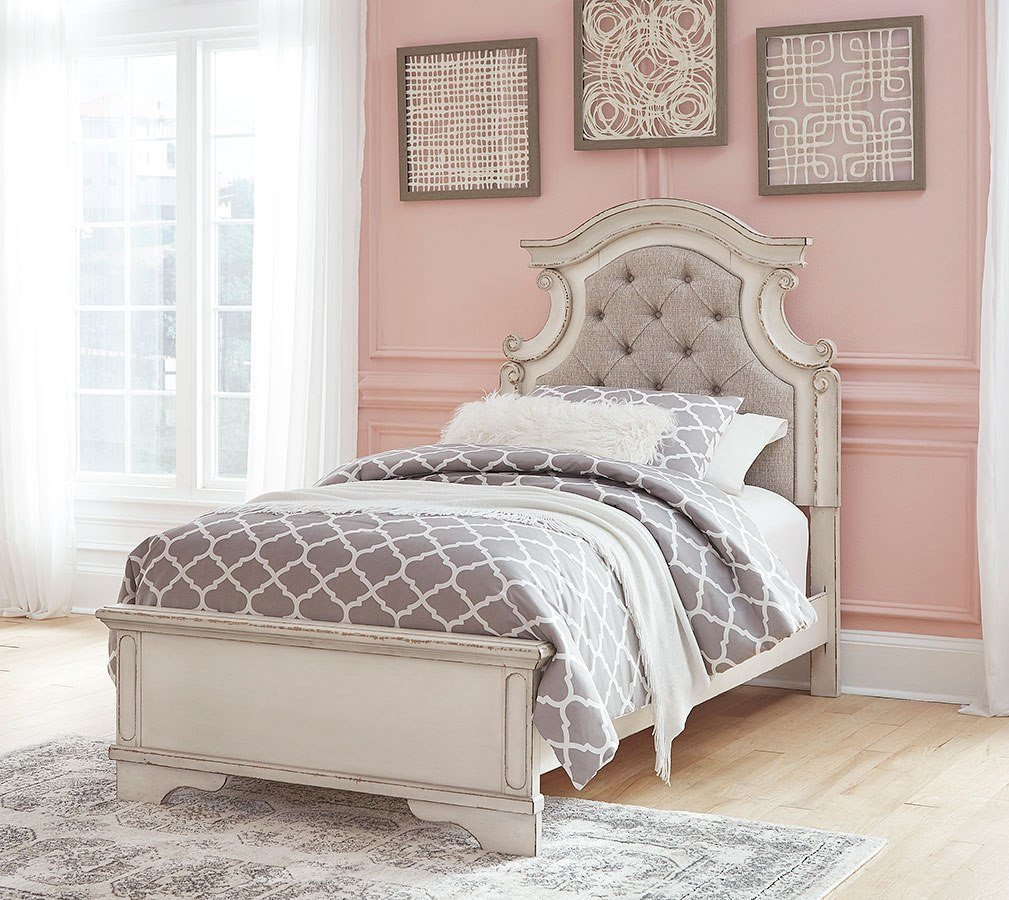 Ashley Furniture Canopy Bedroom Set Best Of Realyn Youth Panel Bed