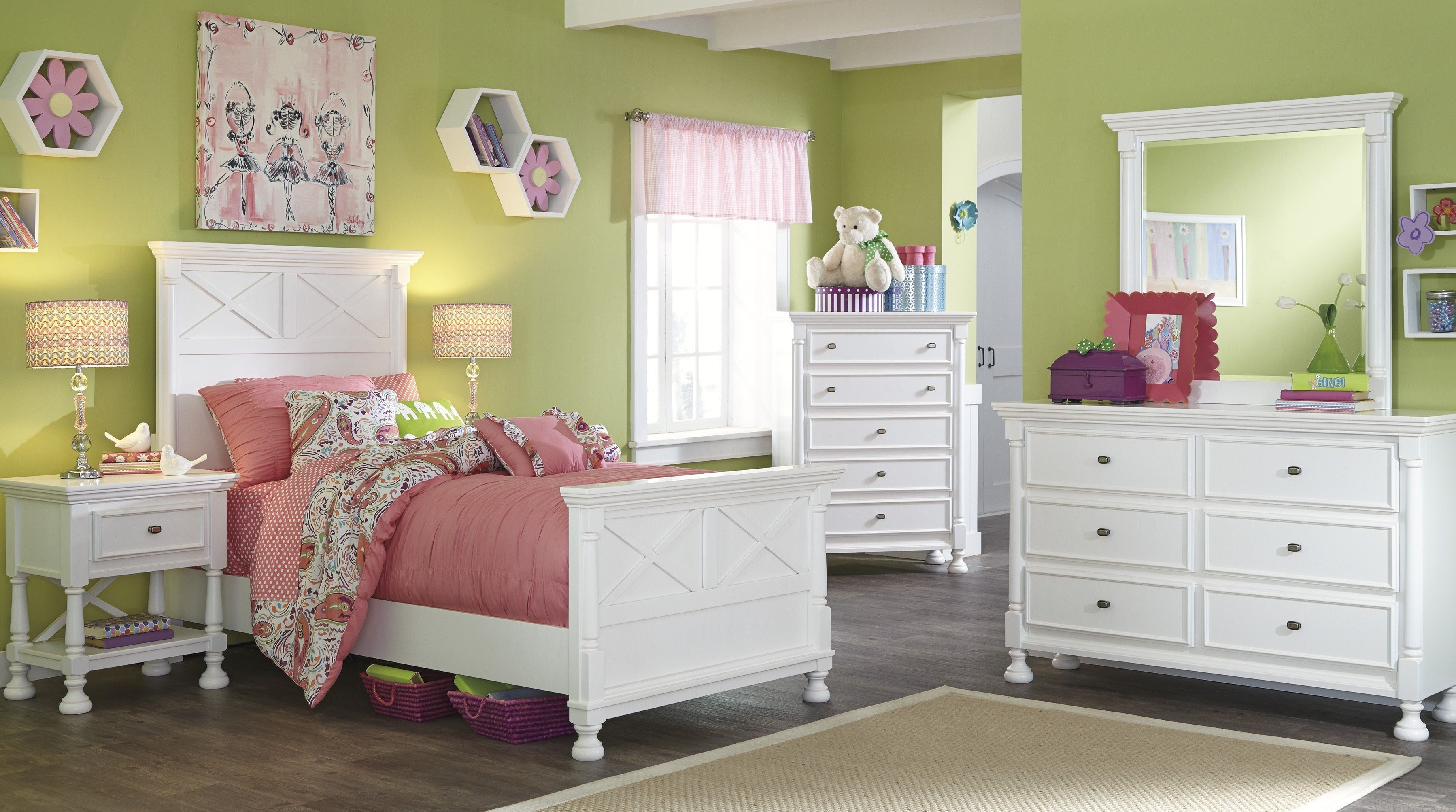 Ashley Girl Bedroom Set Beautiful Youth Furniture – Fashion Dresses