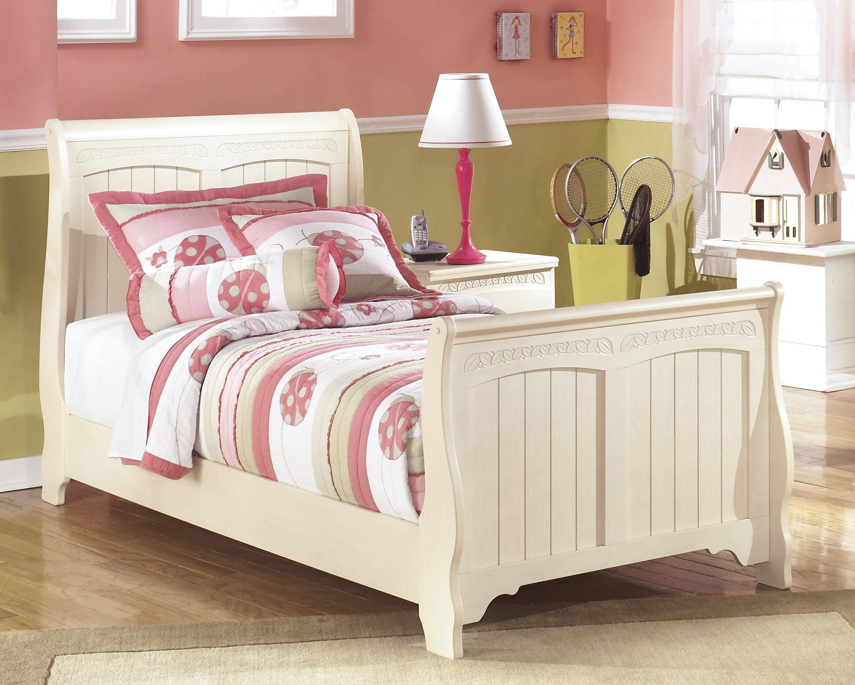 Ashley Girl Bedroom Set Best Of ashley Cottage Retreat B213 Twin Size Sleigh Bedroom Set