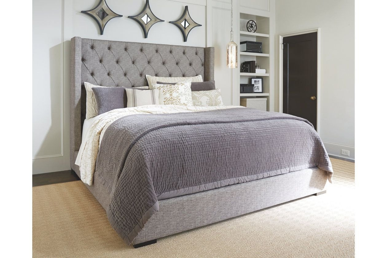 Ashley Home Store Bedroom Set Unique sorinella Queen Upholstered Bed with Storage