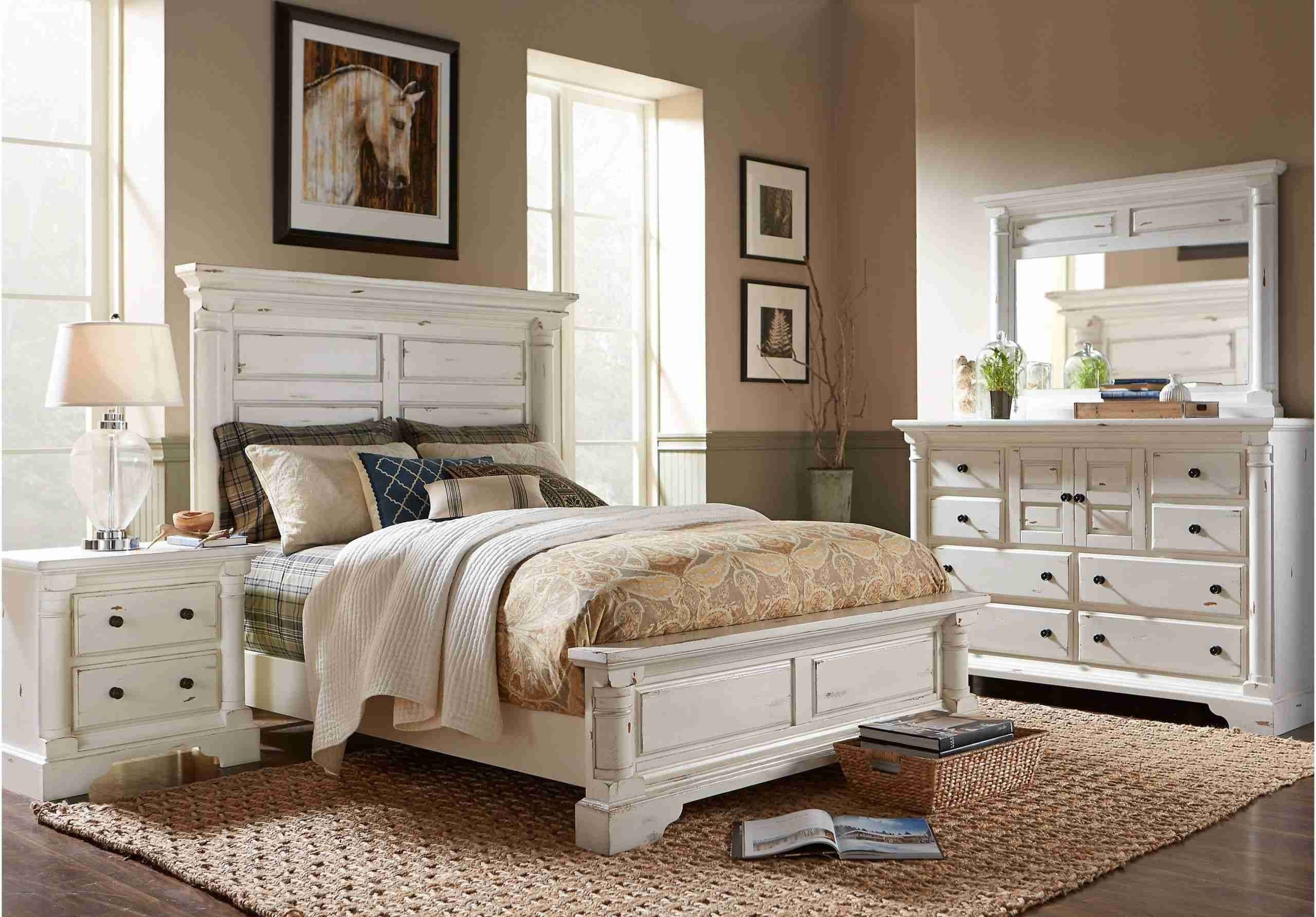 Ashley King Size Bedroom Set Lovely ashley Furniture Rustic Bedroom Set In 2020