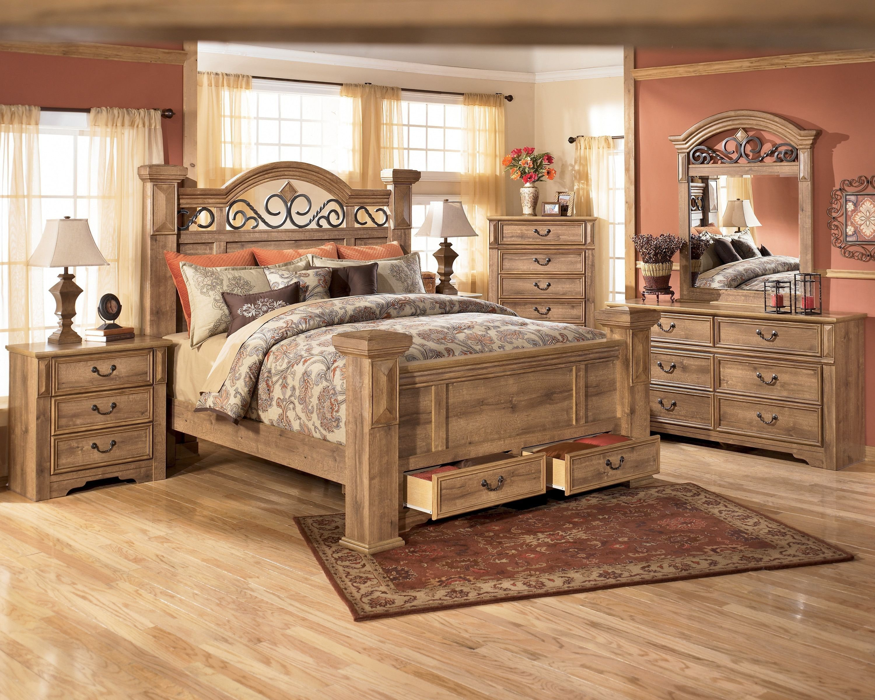 Ashley Millennium Bedroom Set Elegant Inspirational Rustic Bedroom Sets King Rustic Bedroom