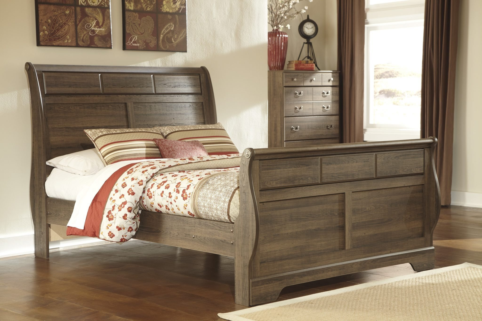 Ashley Porter Bedroom Set Beautiful Bedroom Royal Queen Sleigh Bed Frame with Elegant Creative