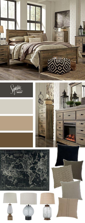 Ashley Porter Bedroom Set Luxury Trinell Queen Panel Bed Bedroom Furniture ashley