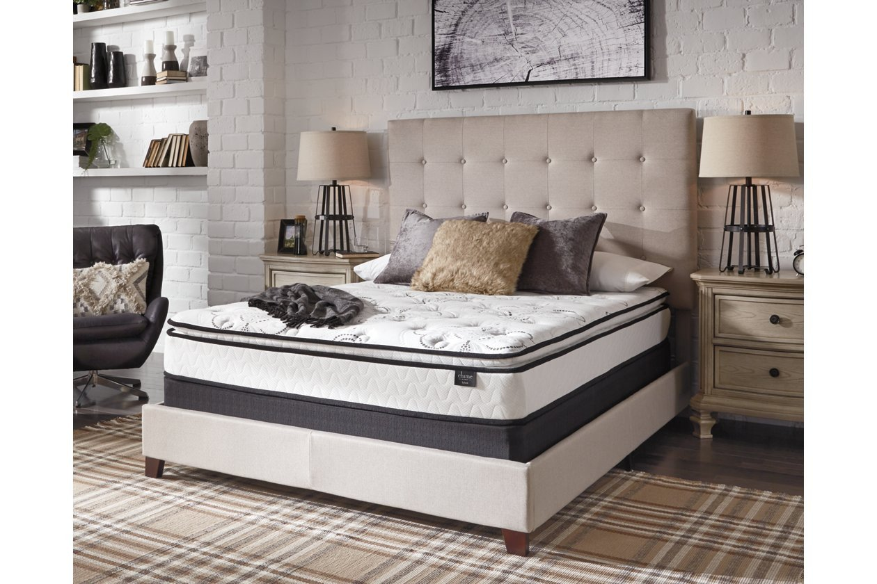Ashley Queen Bedroom Set Luxury 10 Inch Bonnell Pt Twin Mattress