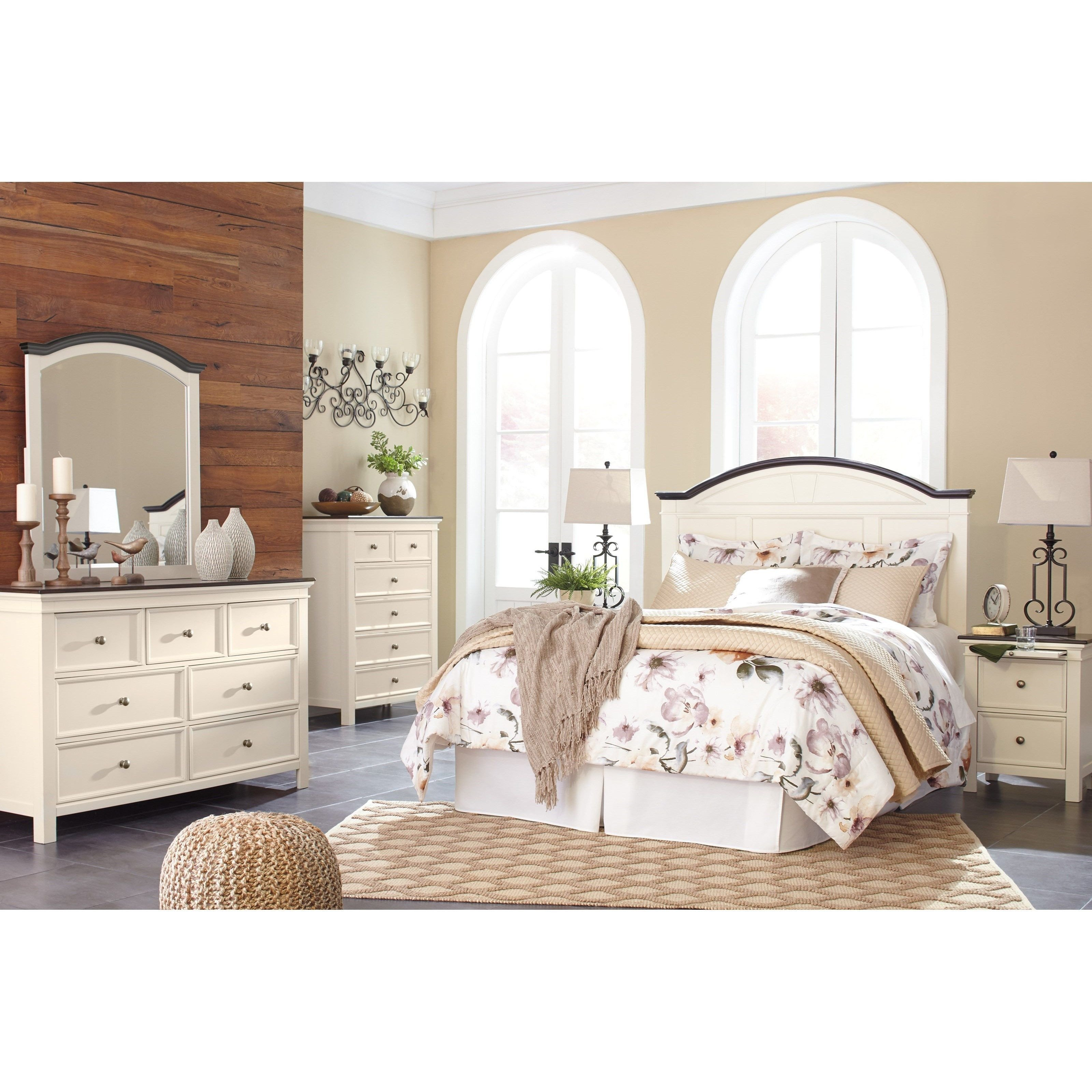 Ashley White Bedroom Set Beautiful Woodanville Queen Bedroom Group by Signature Design by