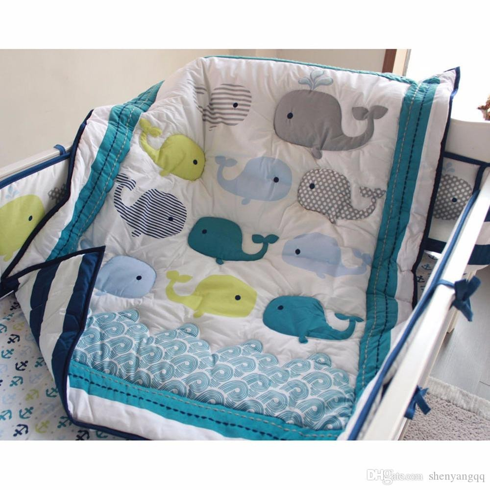 Baby Boy Bedroom Set Lovely 2019 High Quality Cotton 33 X42 Baby Quilt Delicate Cartoon Baby Bedding Set Crib Bedding for Newborn Baby Girl Boy From Shenyangqq $40 21