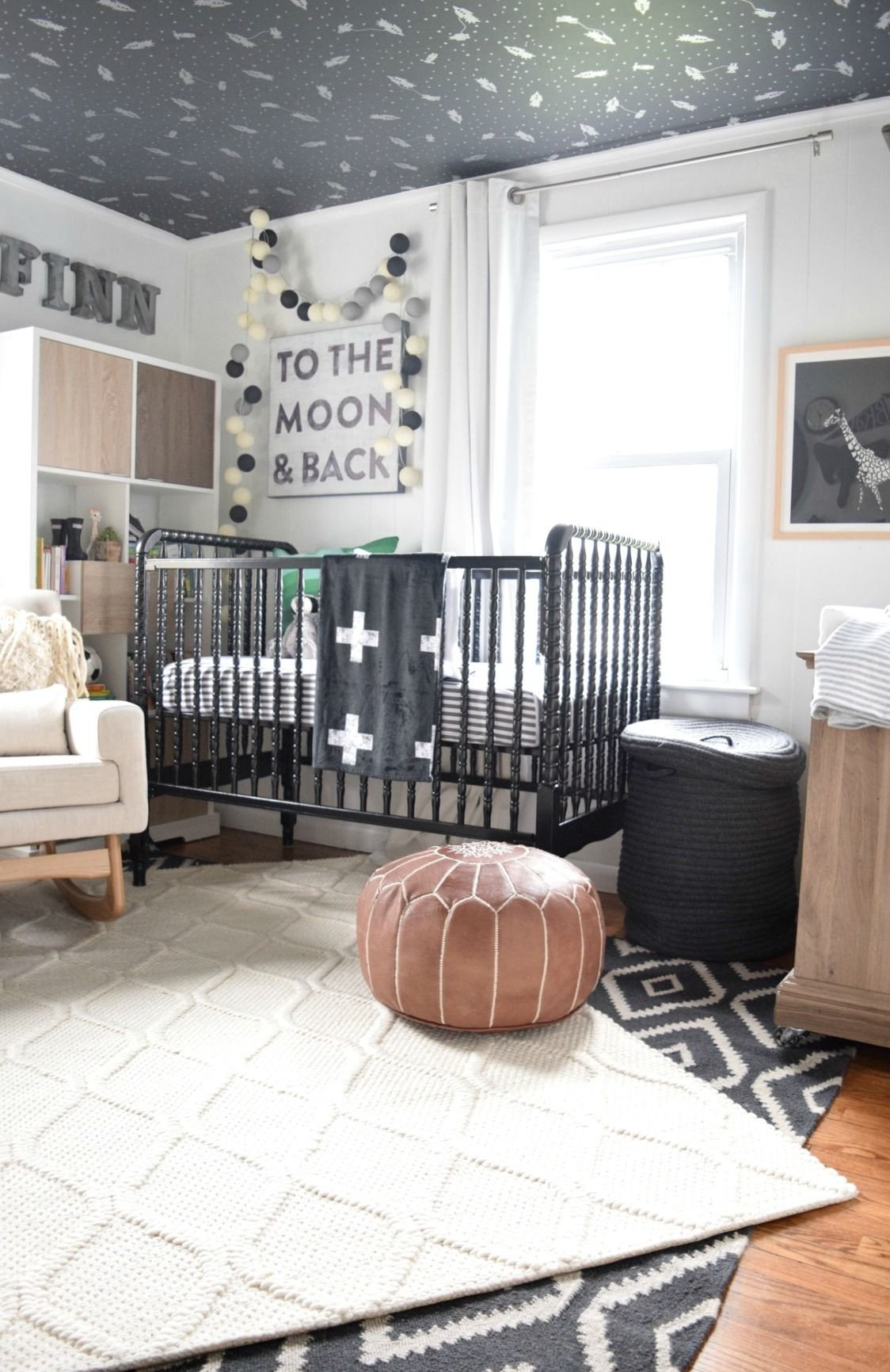 Baby Boy Bedroom theme Best Of Our Baby Boys Nursery Reveal