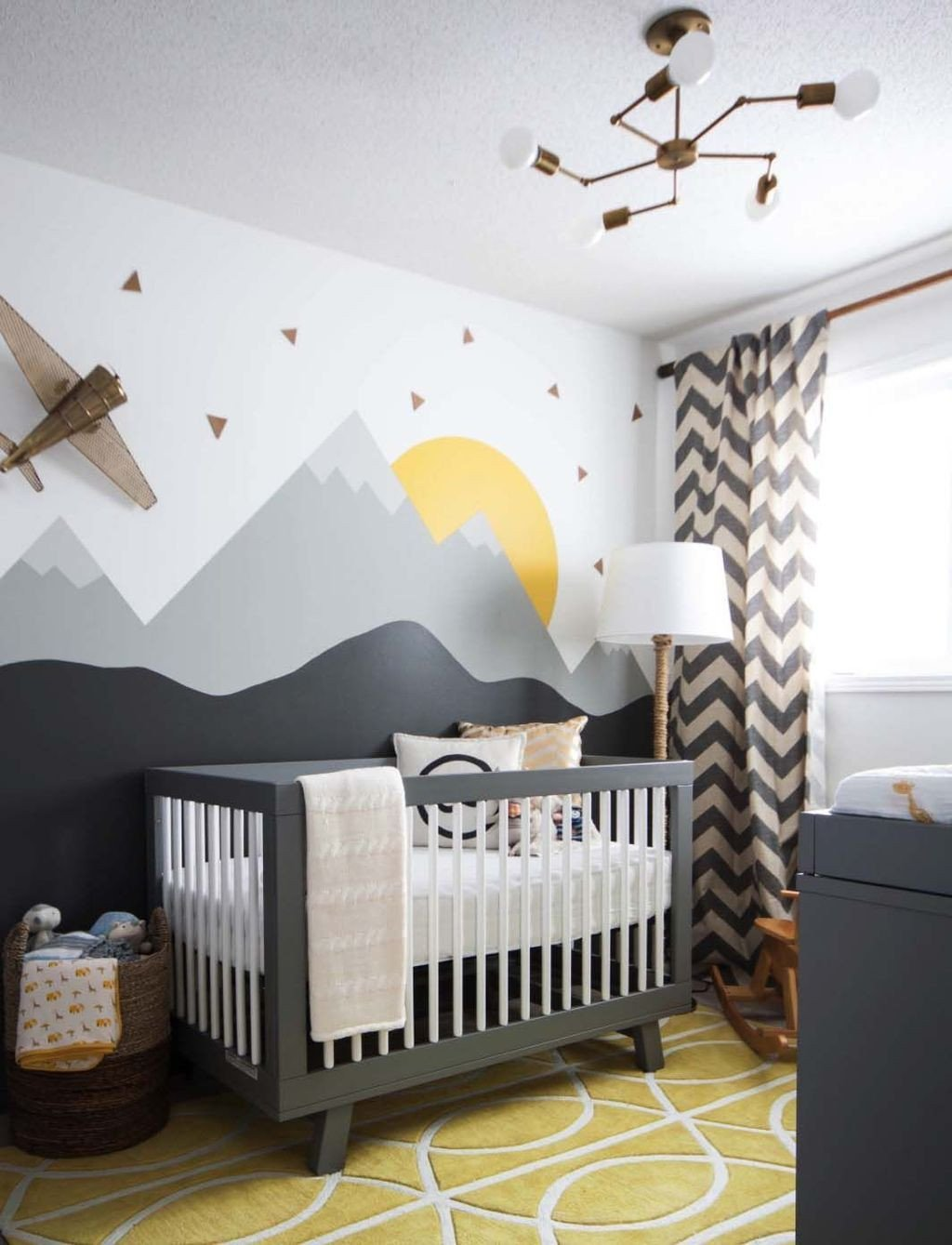 Baby Boy Bedroom theme New 48 Artsy Wall Painting Ideas for Your Home