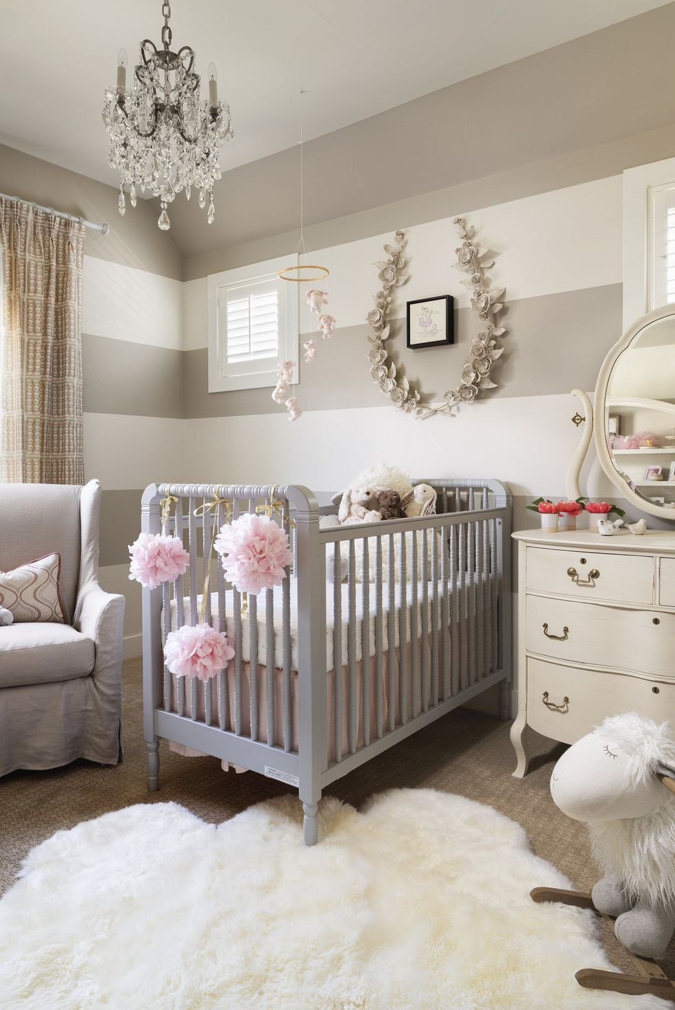 Baby Girl Bedroom Decor Elegant Stylish Baby Rooms even Adults Would Adore