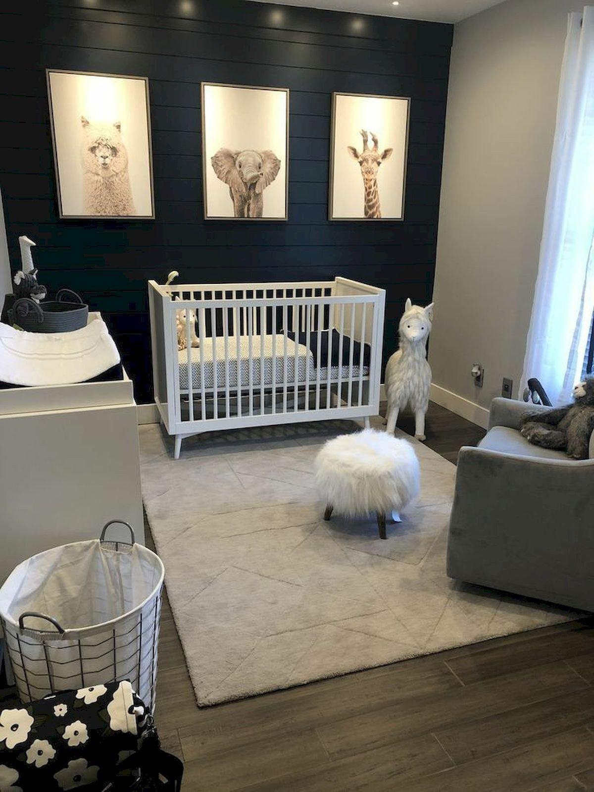 Baby Girl Bedroom Decor Fresh Boy Nursery Animal theme