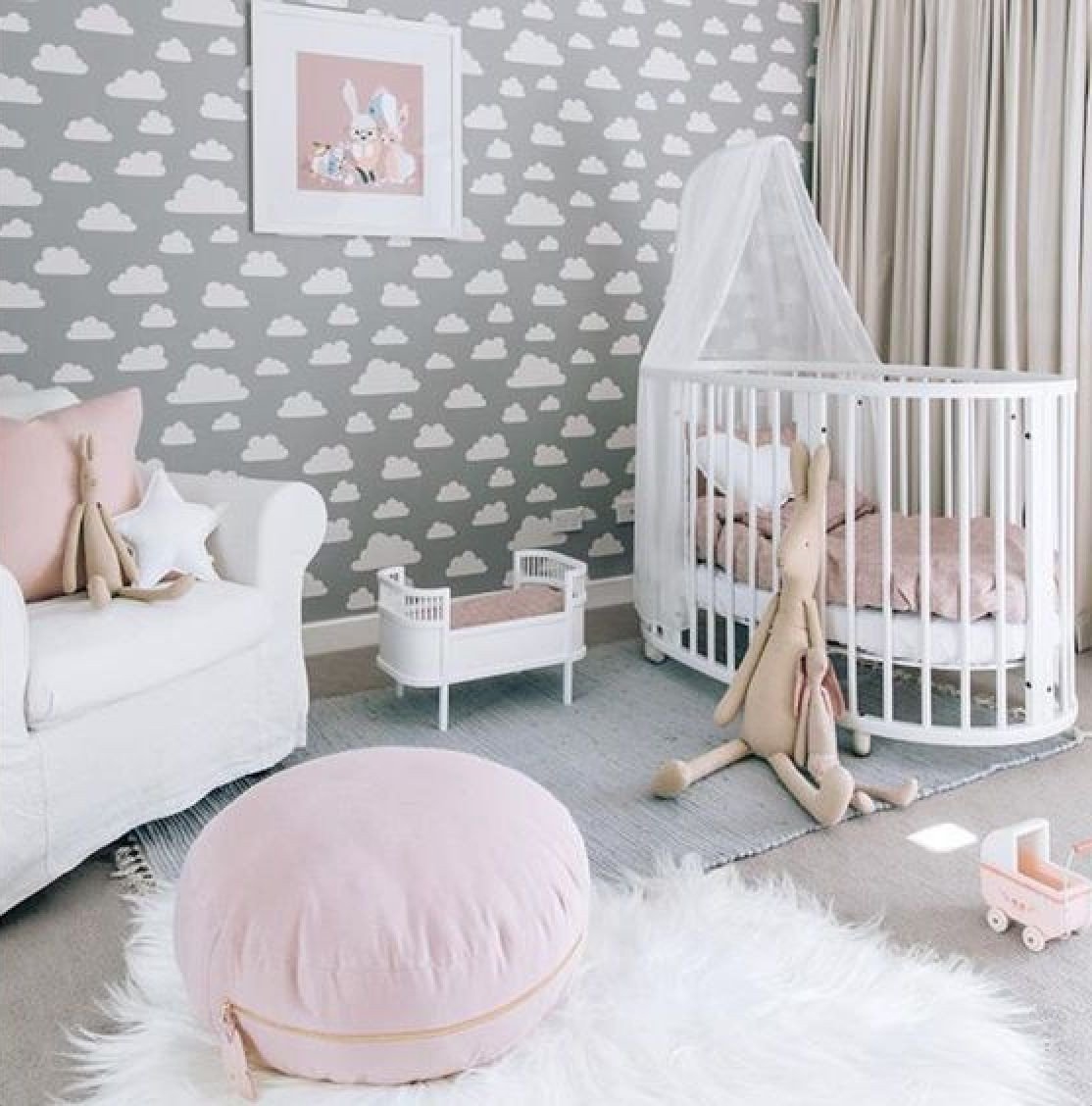 Baby Girl Bedroom Decor Lovely Decorating the Nursery the Plete Guide to A Beautiful