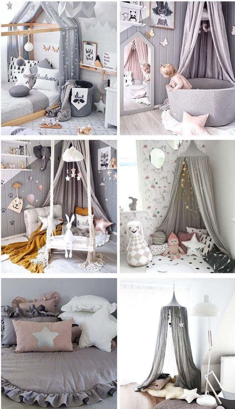 Baby Girl Bedroom Decor Unique Mosquito Net Baby Mosquito Bed Princess Room Bed Room Baby