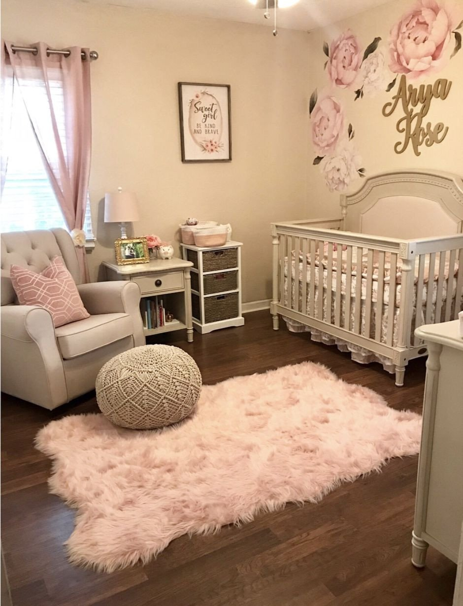 Baby Girl Bedroom Ideas Fresh Baby Girl Nursery
