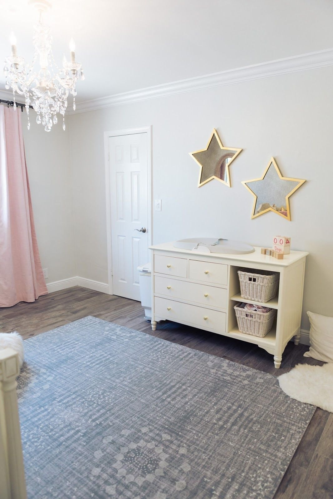 Baby Girl Bedroom Ideas Luxury Baby Girl Nursery Reveal