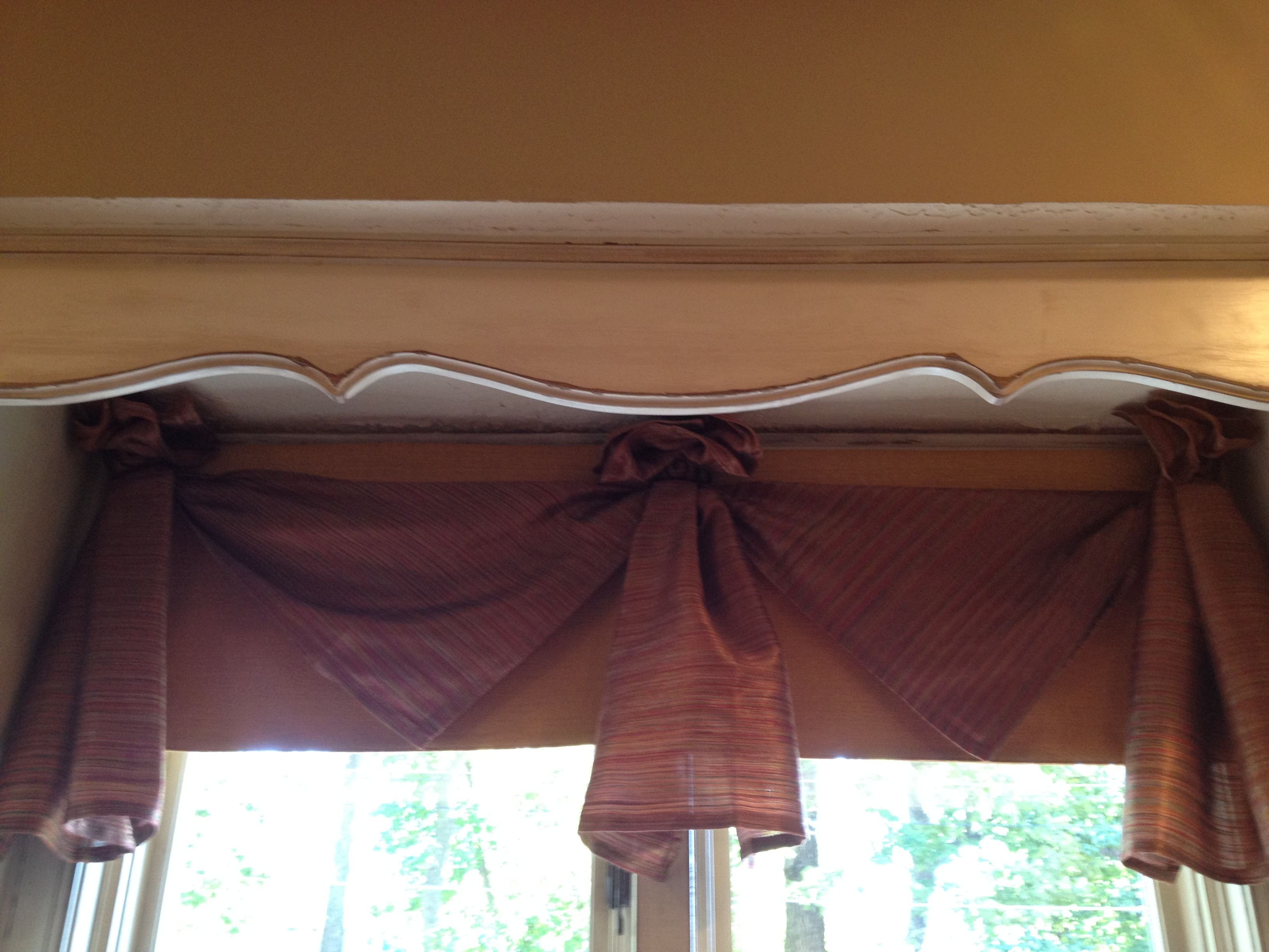 Balloon Curtains for Bedroom Fresh Diy Valance for Small Window Above Sink I Wanted something