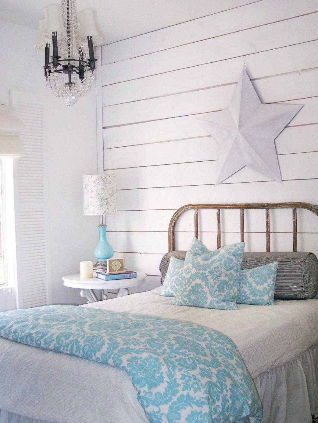 Beach theme Bedroom Decor Inspirational 26 Divine Shabby Chic Colors Ideas