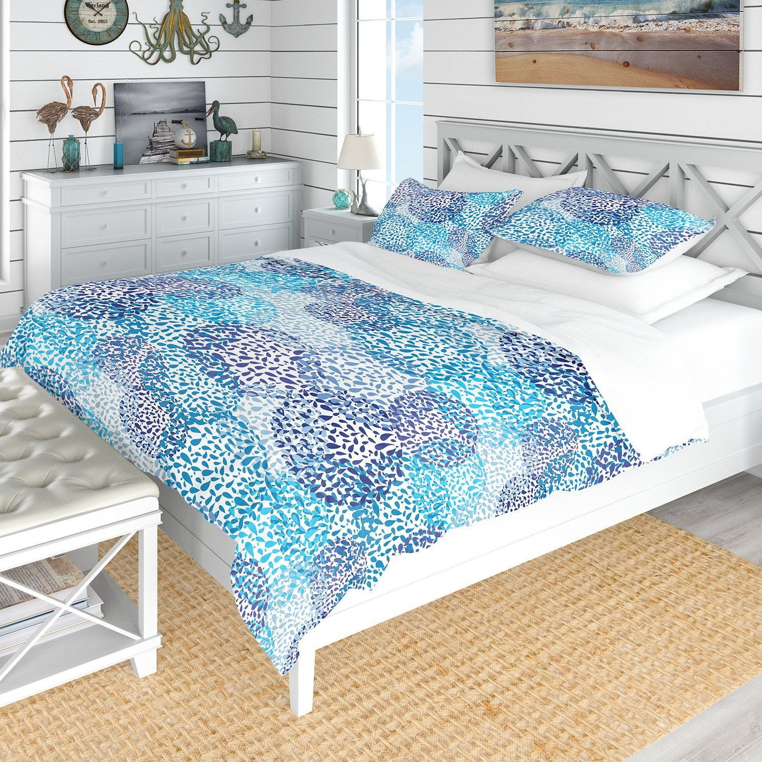 Beach themed Bedroom Furniture Unique Coastal Bedding Sets and Beach Bedding Sets