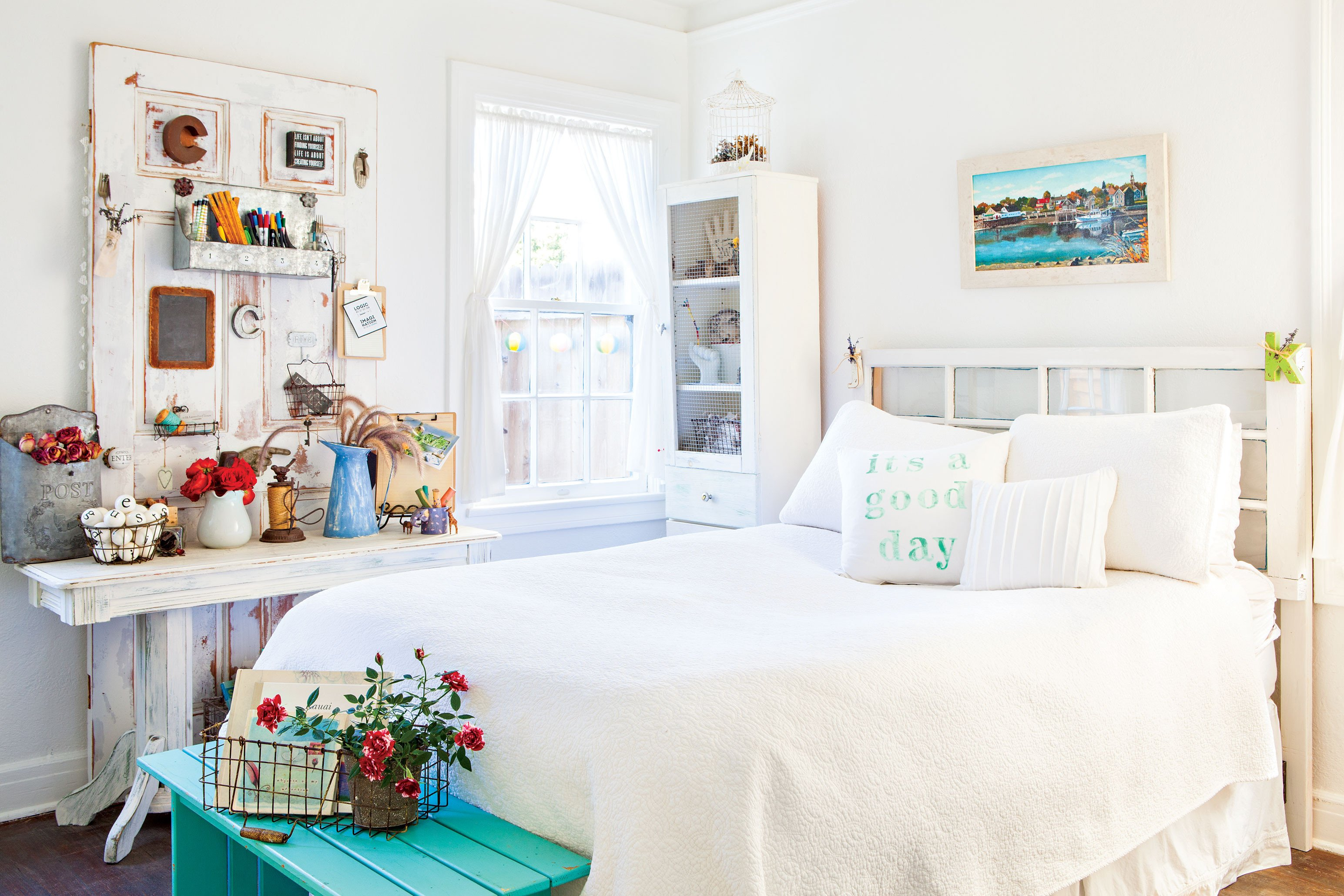 Beach themed Kids Bedroom Best Of Guest Room Cottage Style Decorating Renovating and