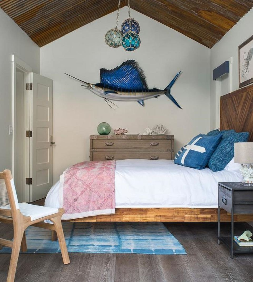 Beach themed Kids Bedroom Luxury 50 Gorgeous Beach Bedroom Decor Ideas