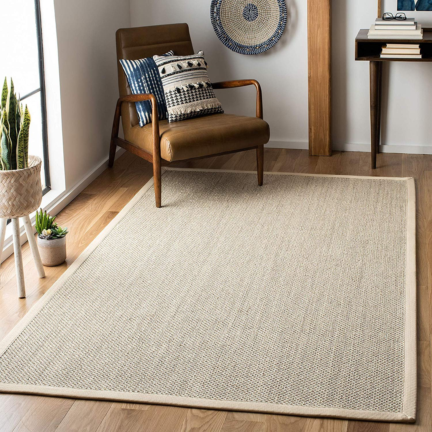 Bedroom area Rug Placement Elegant Safavieh Natural Fiber Collection Nf143c Marble and Beige Sisal area Rug 4 X 6