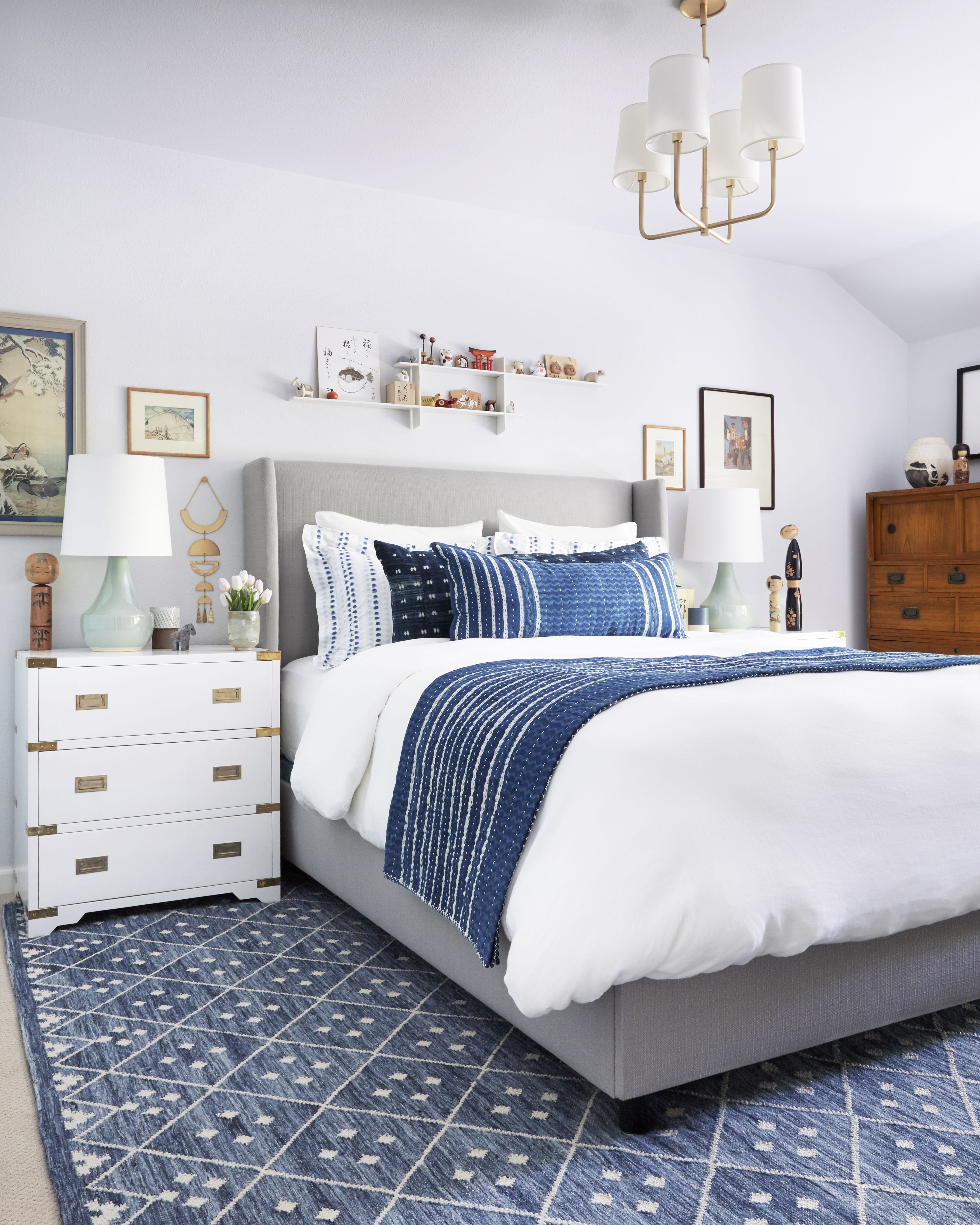 Bedroom area Rug Placement Unique Guest Bedroom Ideas How to Create Big Design Impact without