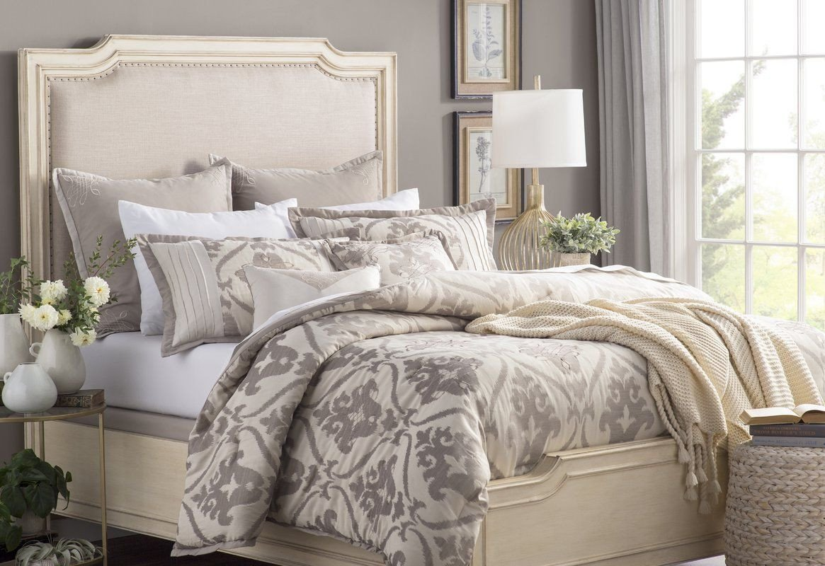 Bedroom Bedding and Curtain Set Elegant Victoria Flannel forter Set by Laura ashley Home