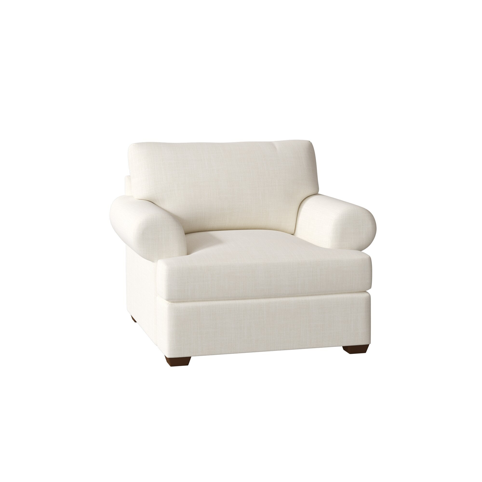 Bedroom Chair with Ottoman Elegant Benedict Armchair