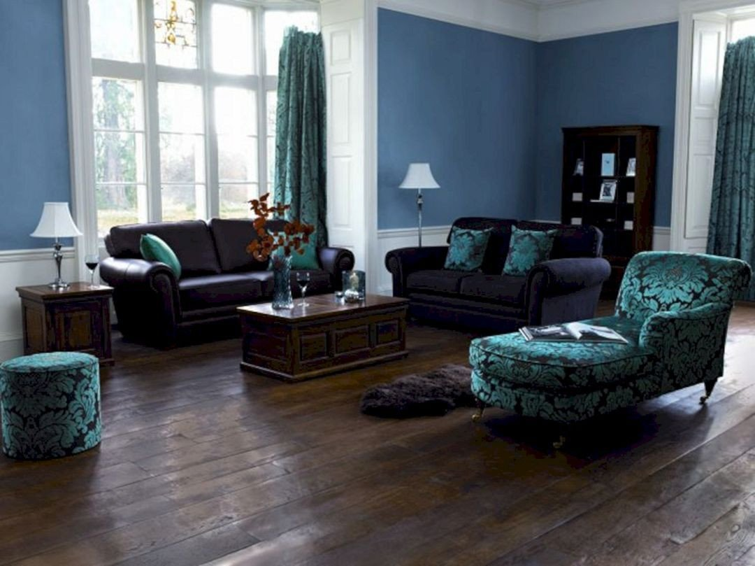 Bedroom Colors with Brown Furniture Best Of 45 Best Beautiful Navy & Brown Living Room Ideas Freshouz