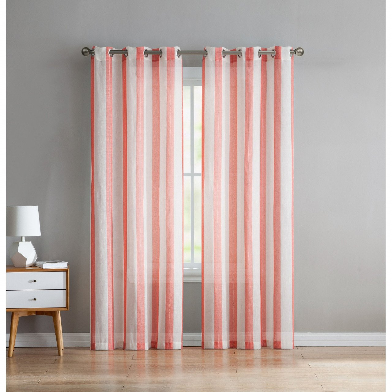 Bedroom Curtains at Walmart Elegant Coral Bedroom Curtains — Procura Home Blog