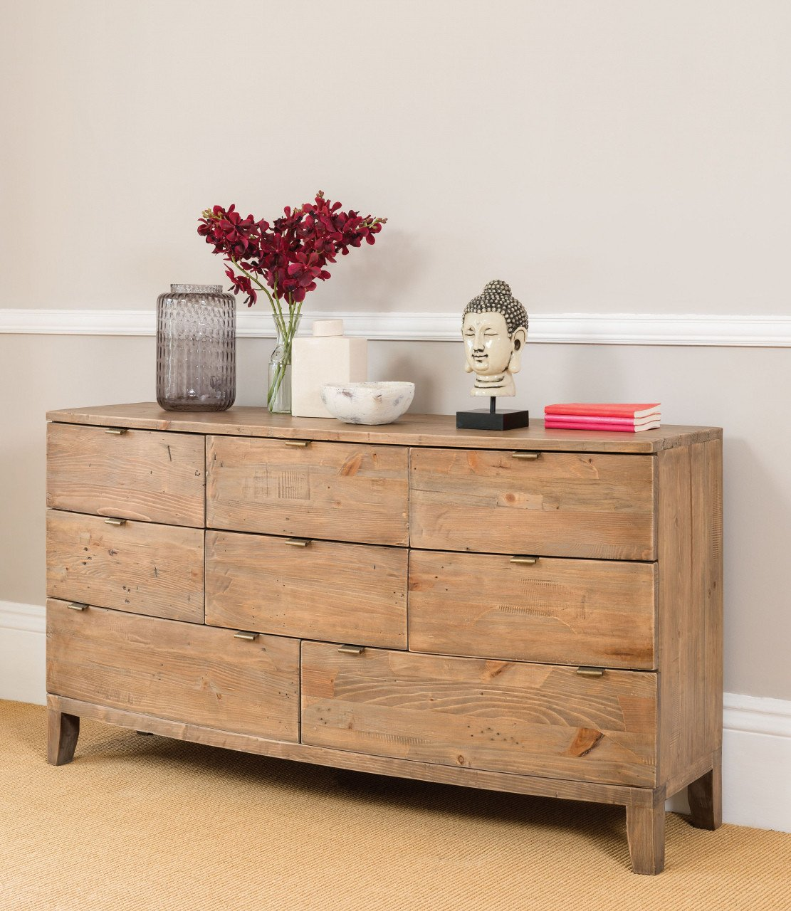 Bedroom Dressers and Chests Beautiful Reclaimed Wood Dresser — Procura Home Blog