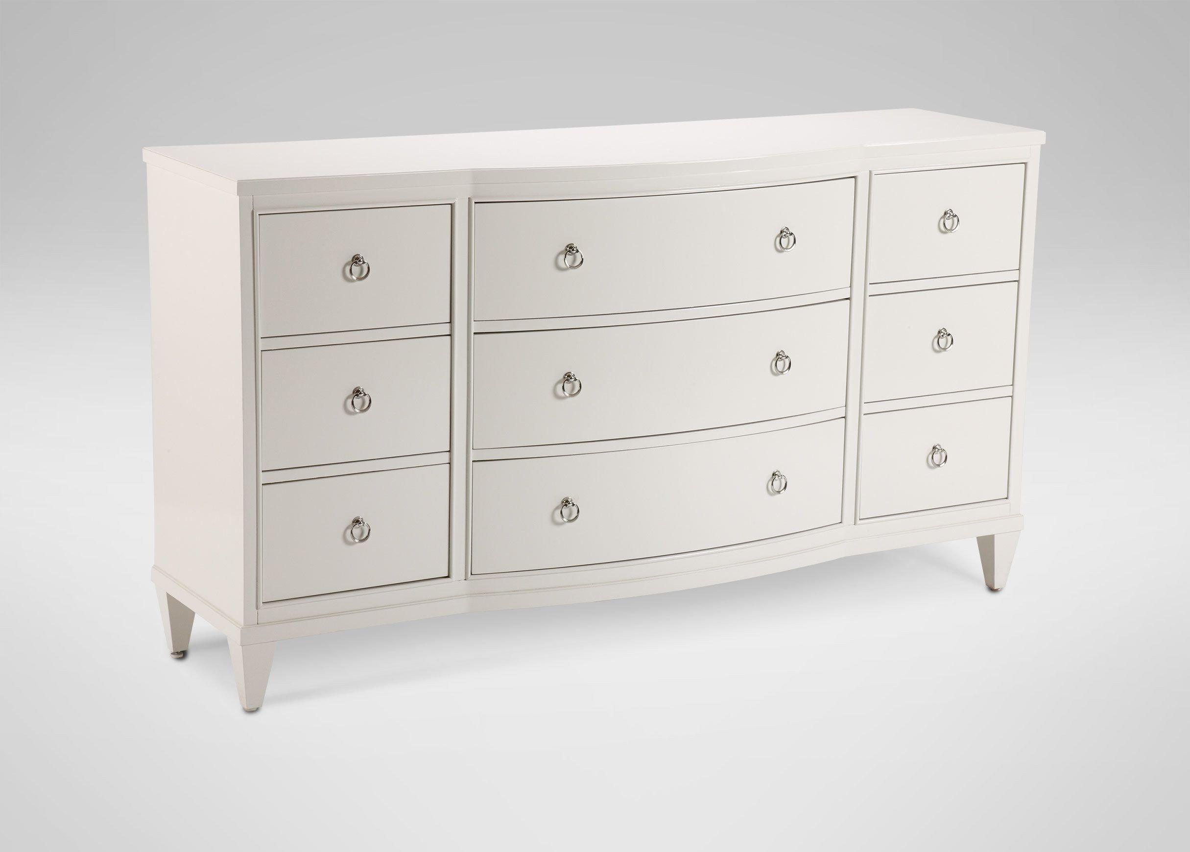 Bedroom Dressers and Chests Fresh Ethan Allen Heston Dresser ascot 793 Large Gray