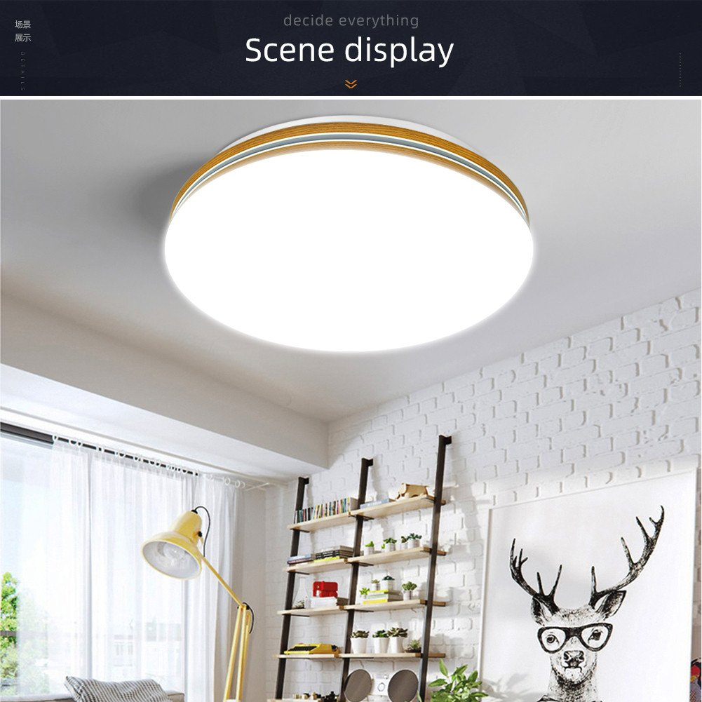 Bedroom Flush Mount Light Elegant Details About Modern Ceiling Light Led Downlights Lamp 12w Bedroom Corridor Flush Mount 8 3""