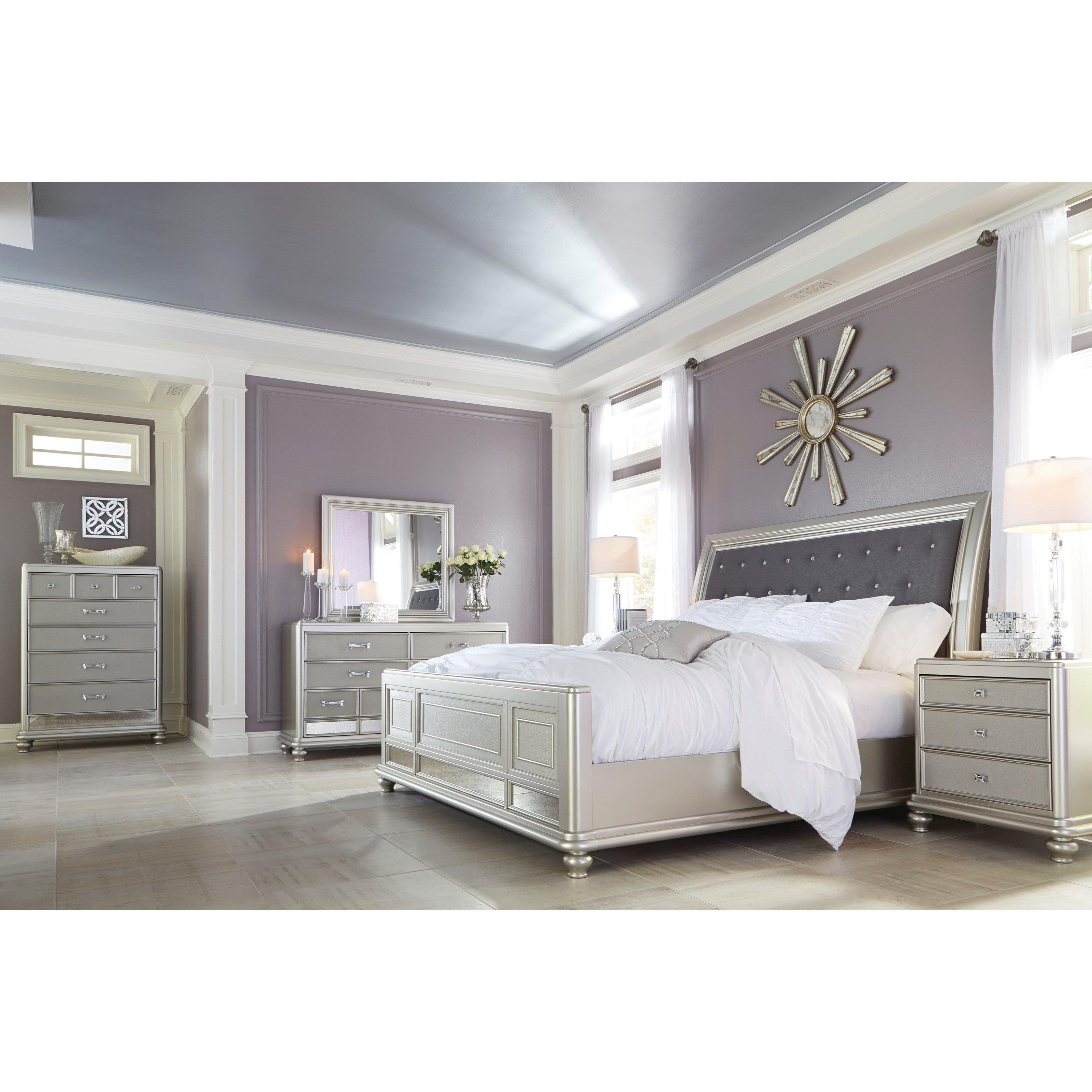 Bedroom Furniture Set Cheap Lovely Coralayne Queen Bedroom Group Van Hill In 2019