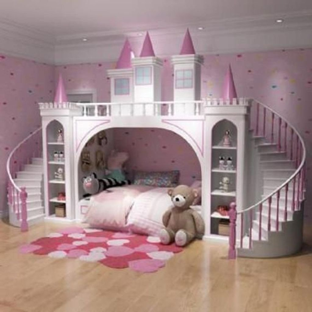 Bedroom Set for Kids Unique 30 Pretty Princess Bedroom Design and Decor Ideas for Your