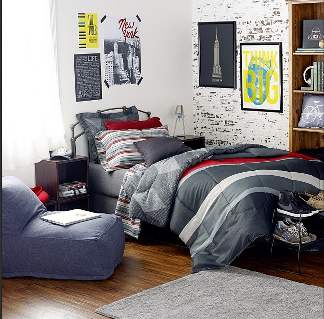 Bedroom Set for Men New Dormify for Guys Love This Dormified Dorm Room for Your