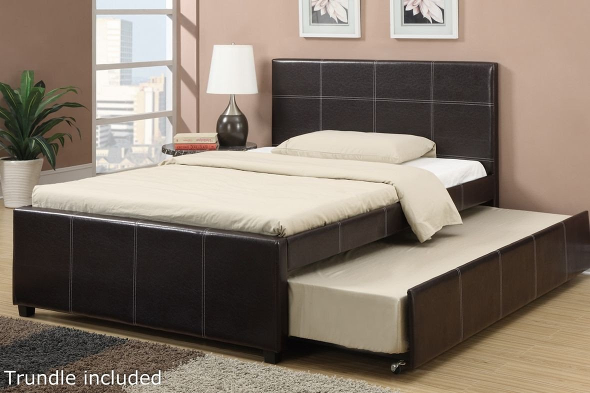 Bedroom Set with Mattress Included Beautiful Full Size Bed with Trundle
