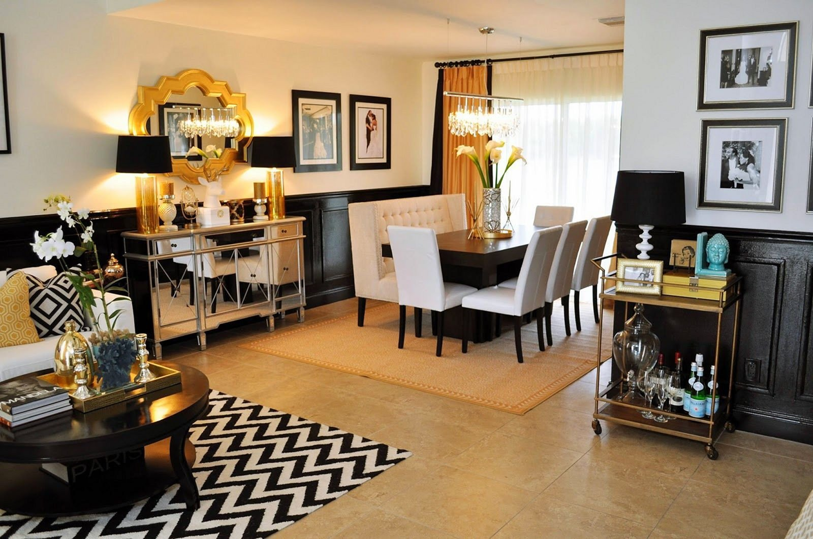 Bedroom Sitting area Ideas Awesome 23 Best and Wonderful Black White and Gold Living Room