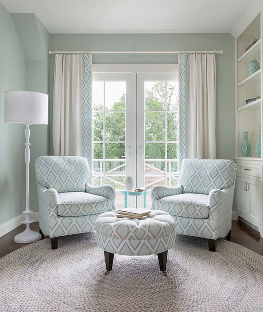 Bedroom Sitting area Ideas New Cozy Master Sitting Room Idea 53